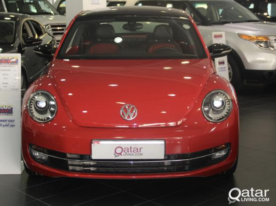 Volkswagen Beetle Turbo 2016