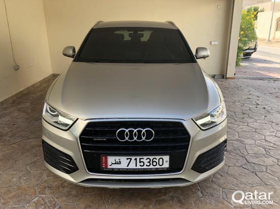 Audi Q3 3.5 TFSI 2016