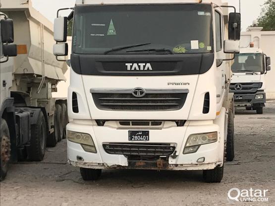 TATA Truck 2014
