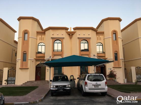 **NO COMMISSION** 4BHK FURNISHED BEAUTIFUL COMPOUND VILLA @ ALWAAB