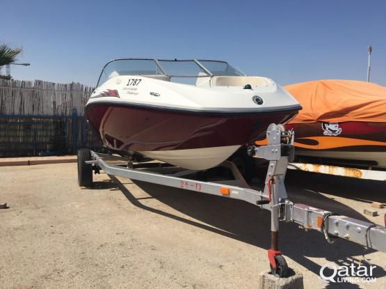 2009 Seadoo Challenger 180 Speed boat for sale