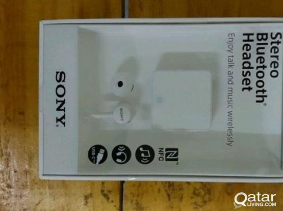 Sony SBH24 Bluetooth NFC Headset New Unboxed for Sale