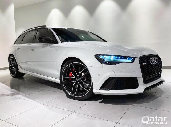 Audi RS 6 2017