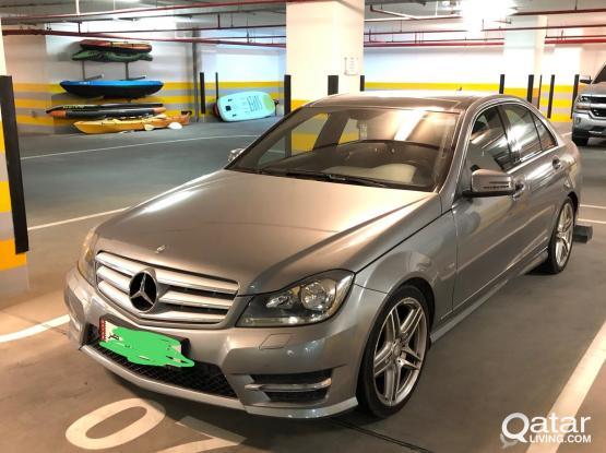 Mercedes C 200 2012