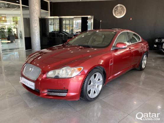 Jaguar XF Prestige 2009