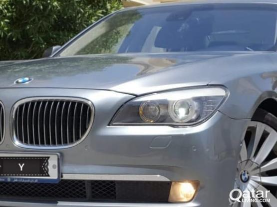 BMW 7-Series 740 Li 2009
