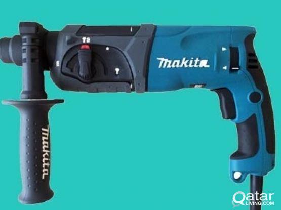 Brand New Makita Rotary Hammer HR-2470F Is Going To Promoted With Amazing Gift