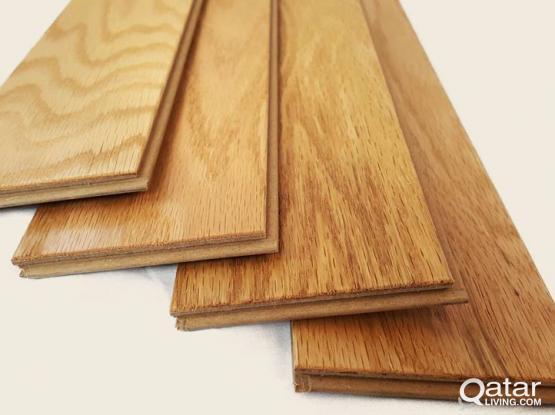Wood Flooring Qatar