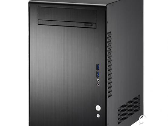 LIAN LI PC-Q11B Aluminum Mini-ITX Tower Computer Case