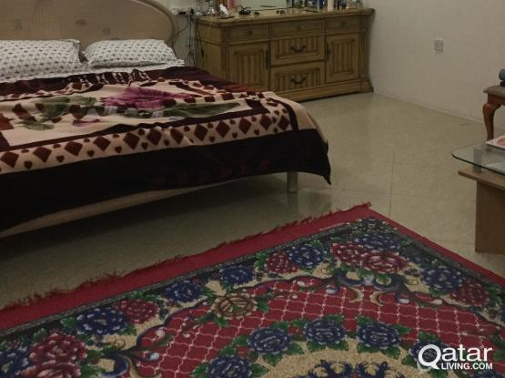No Commission-Spacious Studio room for rent in Old Airport (Mattar Kadeem ) proper room no portion