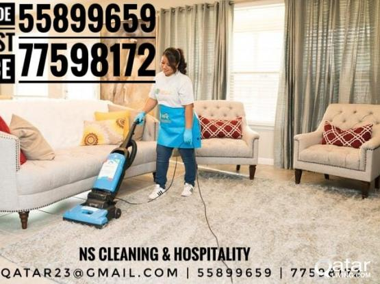NS CLEANING & HOSPITALITY