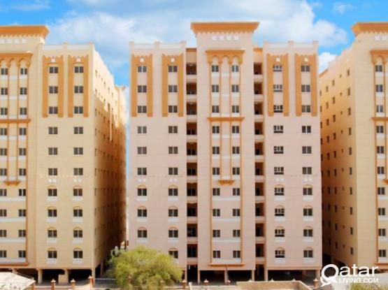 Spacious 3BHK UF Apartments │Musheireb