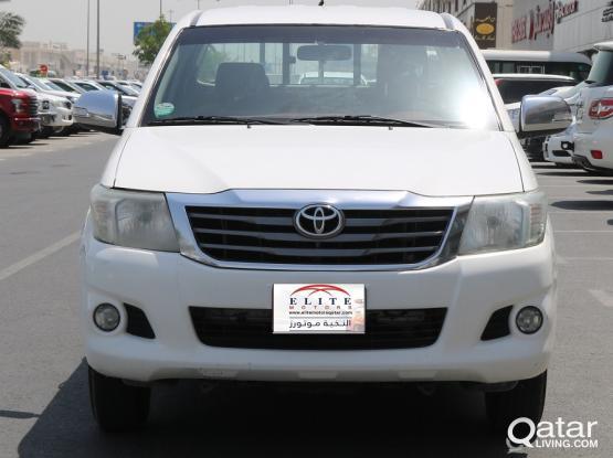 Toyota Hilux SR5 2015