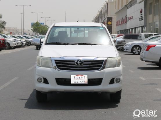 Toyota Hilux SR5 2013