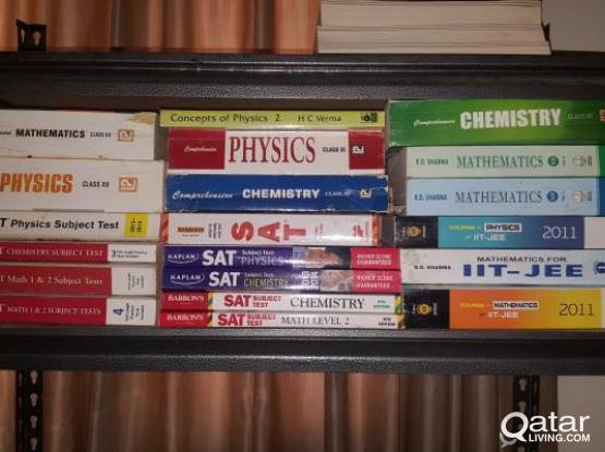SAT 2, SAT, CBSE XI XII Preparatory Books