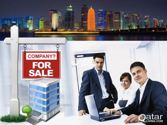 COMPANY FOR SALE!!!  Start with 7 Years Credibility