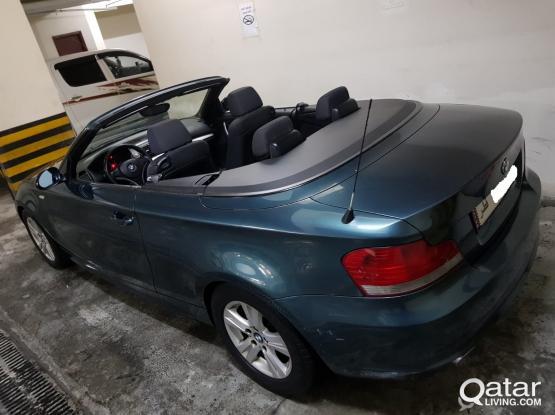 BMW 1-Series 120 i 2009