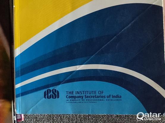 Company Secretary (ICSI) Course Study Material