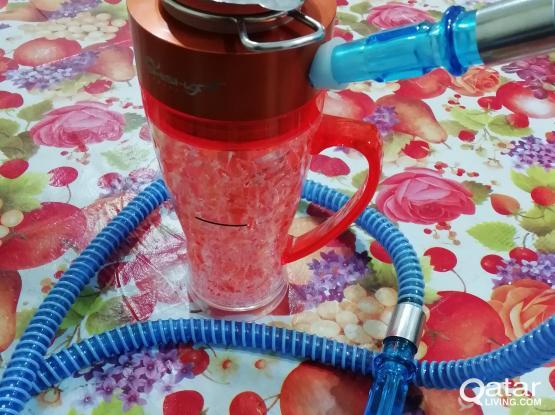 Portable mug shisha