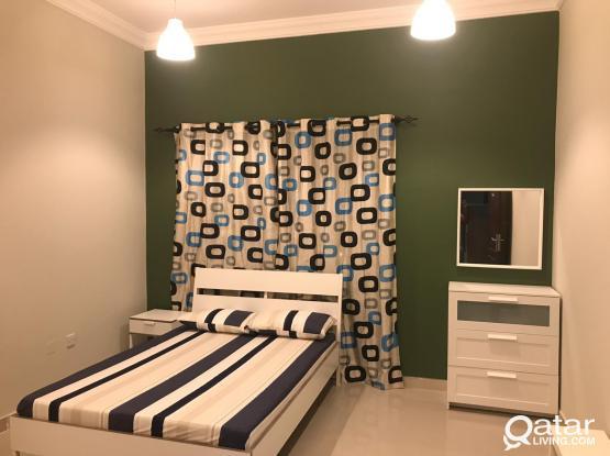 Fully furnished Studio in Abu hamour near Dar Al Salam Mall