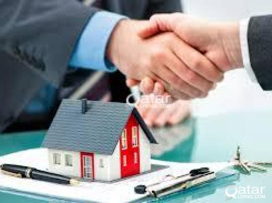 5578-5880 ..House Contract (Baladiya Attested) for Residence & Visit Visa Now in Qatar