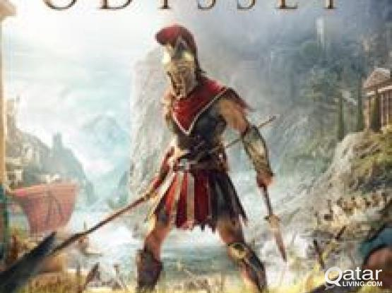 ASSASSIN CREED ODESSEY PS4game