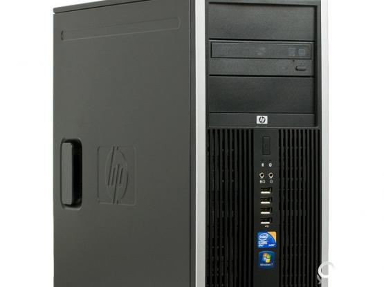 HP Desktop i7, 4GB Ram, 500GB, With LED Monitor