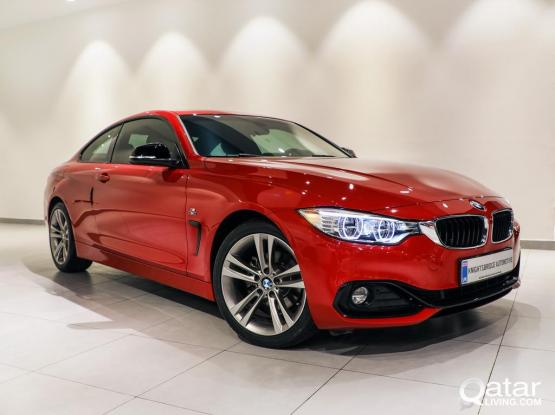 BMW 4-Series 420 i 2014