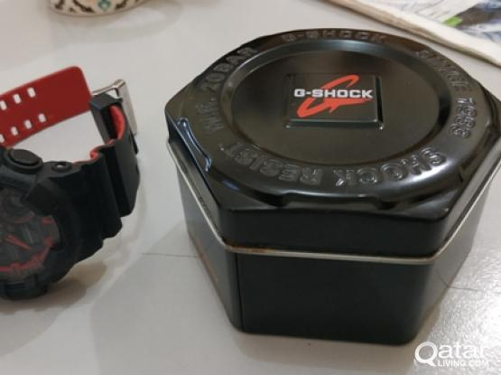 CASIO G-SHOCK WATCH FOR SALE (new)