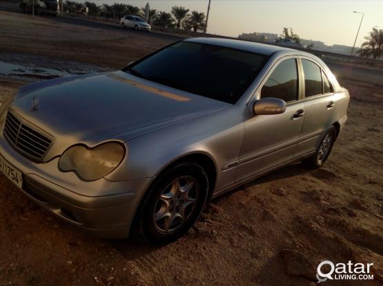 Mercedes C 200 2002
