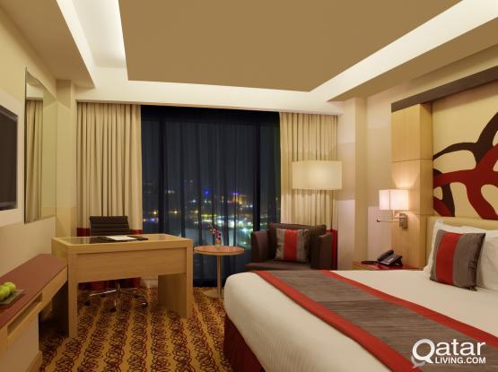 Standard Room - Radisson Blu Hotel