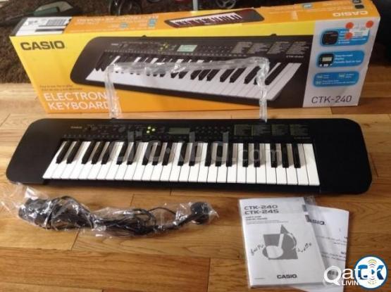 CASIO CTK-245   Electronic Keyboard