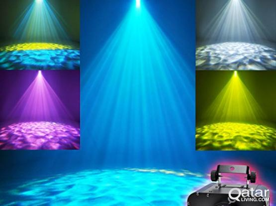 WATER EFFECT PARTY 30W LED LIGHT