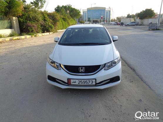 Honda Civic Standard 2014