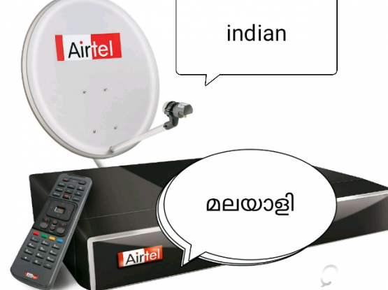 AIRTEL SATELLITE DISH SALE SERVICES 77463004