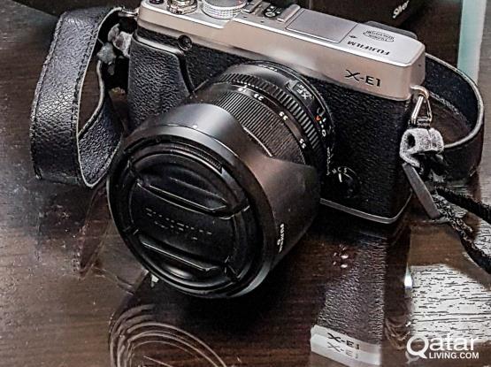 Slightly Used Fujifilm X-E1