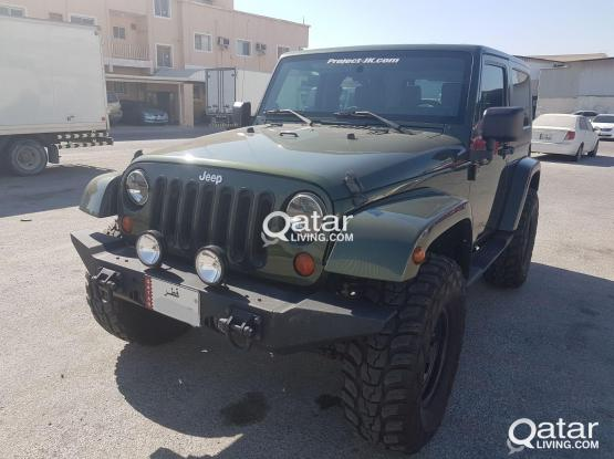 Jeep Wrangler Sahara 2009