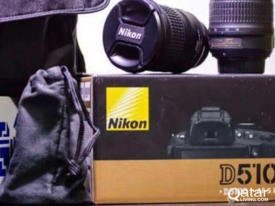Nikon D5100+3 Lens+Tirpod+Bag. Excellent Condition