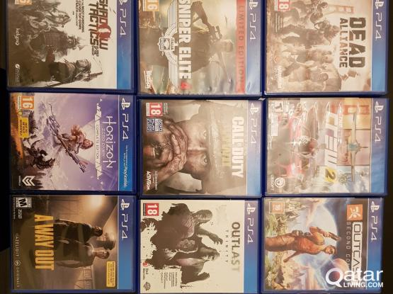 Sony PS4 Stuff For Sale@