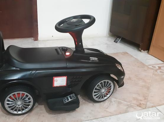MERCEDES TOY CAR CHARGEABLE