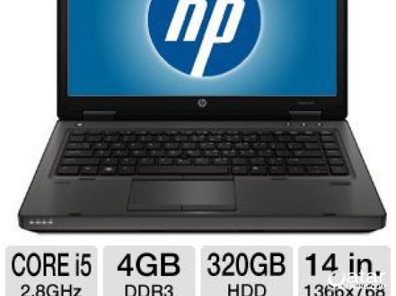 HP ProBook 6470b Laptops (Core i5 3rd Gen/4 GB/320 GB/Windows 10