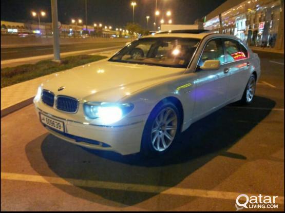 BMW 7-Series 735 Li 2003