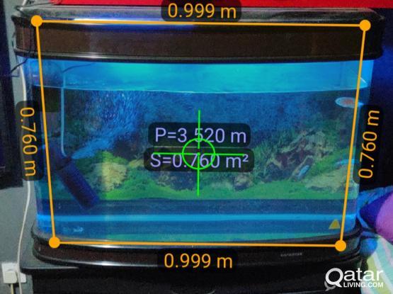 aquarium big size