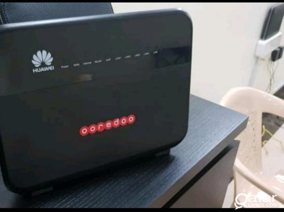Ooredoo WiFi high speed access point router  80QR