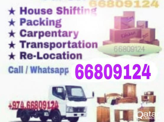 Moving shfting nd all +974 66809124