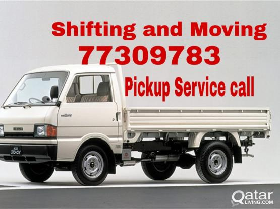 77309783 Shifting and Moving Carpenter Pickup Service call