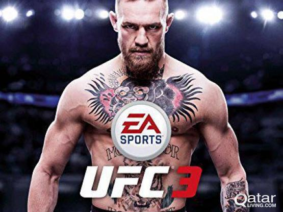 for sale ufc 3 ps4