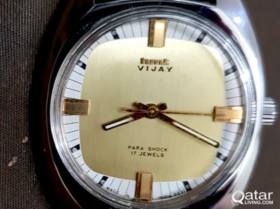 HMT Vijay Vintage Watch