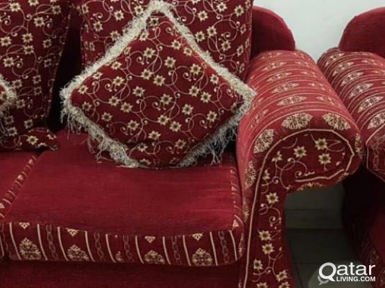 7-Seater Sofa from Home Centre for sale