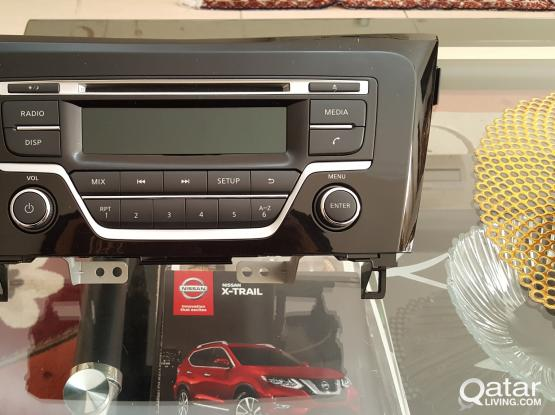 XTRAIL NISSAN 2018 AUDIO/VODEO SYSTEM